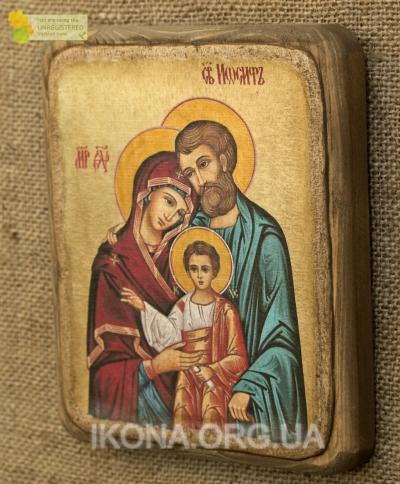 Ікона Свята Родина - №71