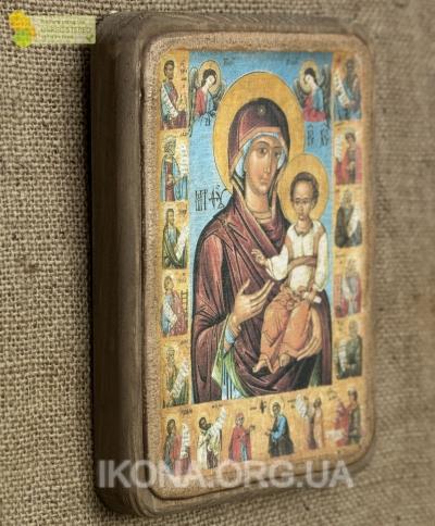 Ікона Богородиці Одигитрія 14ст. - №23