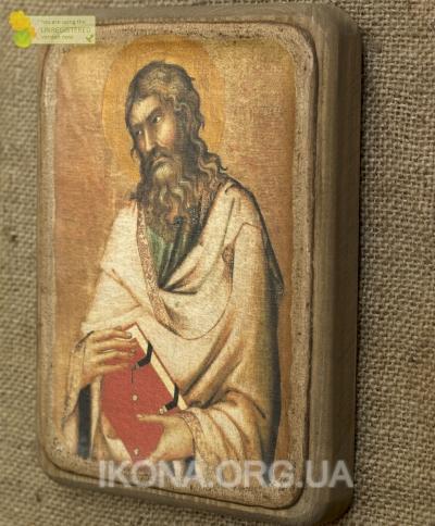 Ікона Апостол Андрій (автор Сімоне Мартіні) 14ст. - №8