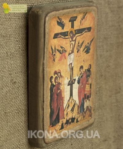 Ікона Розп'яття 17ст. - №36