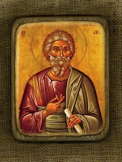 Ікона Апостол Андрій Первозванний - №153