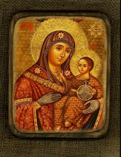 Вифлиємська Чудотворна ікона Пресвятої Богородиці - №155
