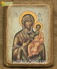 Ікона Богородиця Одигітрія 17ст. - №59