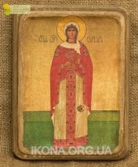 Ікона Великомучениці Варвари - №112