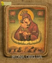 Почаївська ікона Божої Матері  - №103