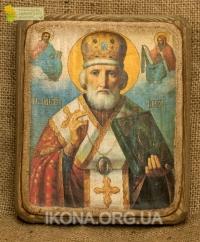 Ікона Святий Миколай - №83
