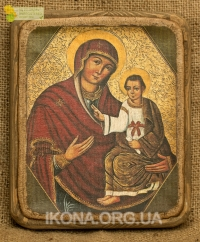 Ікона Богородиця Одигитрія Двері Милосердя - №122