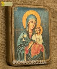 Ікона Богродиця Нев'янучий цвіт - №82