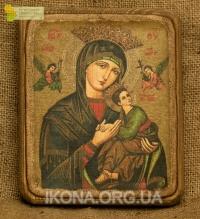 Ікона Богородиця Неустанної Помочі 14ст. - 87