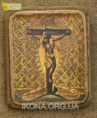 Глинянська чудотворна ікона Розп'яття Христового 18 ст. - №109