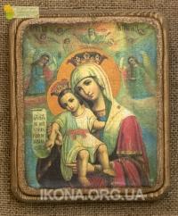 Ікона Богородиця Достойно є - №106
