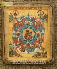 Ікона Богородиця Неопалима купина - №74