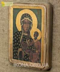 Ченстоховська ікона Божої Матері (Белзька) 12 - 13 ст. - №51