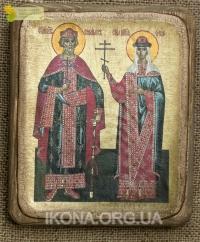 Ікона Святий кн. Володимир і Свята кн. Ольга - №90