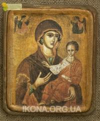 Ікона Богородиці Одигитрія (Красівська) 15ст.- №29