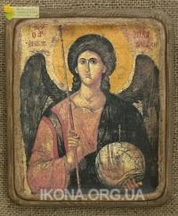 Ікона Архангел Михаїл 16ст. - №18