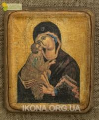 Донська ікона Божої Матері (Замилування) 14ст. - №31