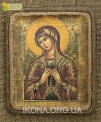 Почаївська ікона Божої Матері Семистрильна - №34