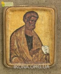 Ікона Апостол Петро 14 ст. - №42