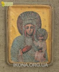 Гошівська чудотворна ікона Божої Матері 17ст. - №35