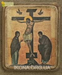 Ікона Розп'яття 14ст. - №39