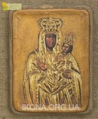 Зарваницька ікона Божої Матері 13ст. - №49