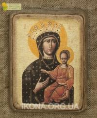 Галицька ікона Божої Матері (Замилування) 13ст. - №37