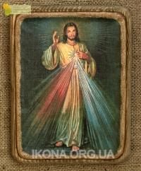 Ікона Ісусе уповаю на Тебе - №104