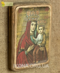 Ікона Богородиця Одигитрія - №110