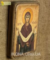 Ікона Покров Богородиці - №80