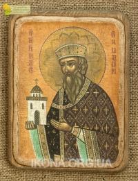 Ікона Святий рівноапостольний князь Володимир - №89