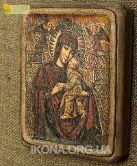 Ікона Богородиця Замилування 17 ст. - №60