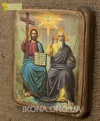 Ікона Свята Трійця новозавітна - №98