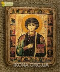 Ікона Святий Пантелймон - №54