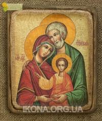 Ікона Свята Родина - №86