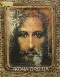 Ікона Лик Христа Плащаниця - №105