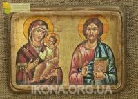 Ікона Святий кн. Володимир і Свята кн. Ольга - №88