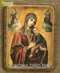 Ікона Богородиця Неустанної Помочі 19ст. - №65