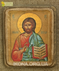 Ікона Христос Пантократор - №95