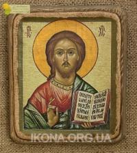 Ікона Христос Пантократор - №93