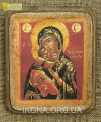 Володимирська ікона Божої Матері 16ст. - №62