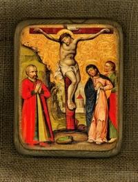 Ікона Розп'яття 17 cт. - №133