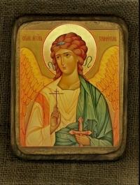 Ікона Ангел Хранитель - №129