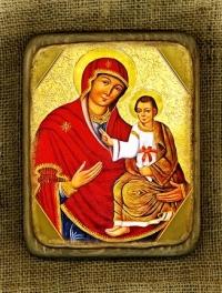Богородиця Одигитрія Двері Милосердя - №128