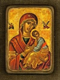 Ікона Богородиця Неустанної Помочі - №138