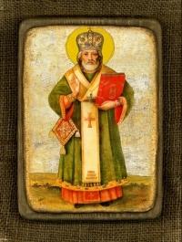 Крехівська ікона Святого Миколая №139