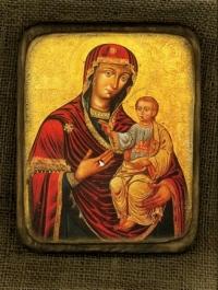 Погонська ікона Матері Божої - №141