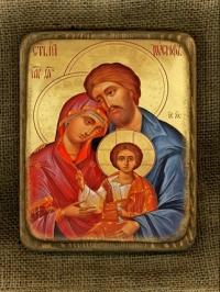 Ікона Свята Родина №143