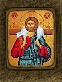 Ікона Добрий Пастир - №144