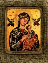 Ікона Богородиця Неустанної Помочі - №147